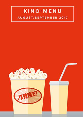 Kino Menue August/September