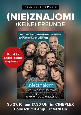 Polnischer Film: (NIE)ZNAJOMI