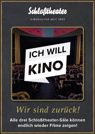 Kino im Schloßtheater!
