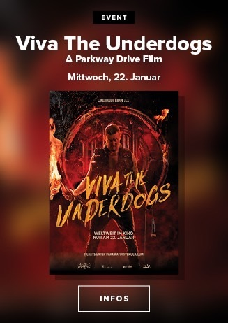 Konzertfilm: Viva the Underdogs - A Parkway Drive Film