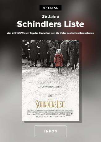 Special: 25 Jahre Schindler's Liste