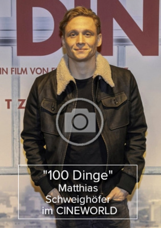 """181231 Nachbericht Schweighöfer """"100 Dinge"""""""