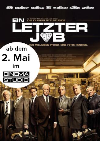 Cinema Ein letzter Job