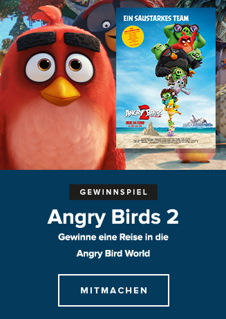 Gewinnspiel: Angry Birds
