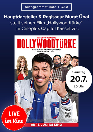 "Kinotour: ""Hollywoodtürke"""