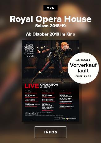 Royal Opera House 2018/19: VVK läuft!