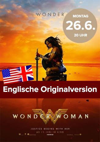 Englische Originalversion: Wonder Woman