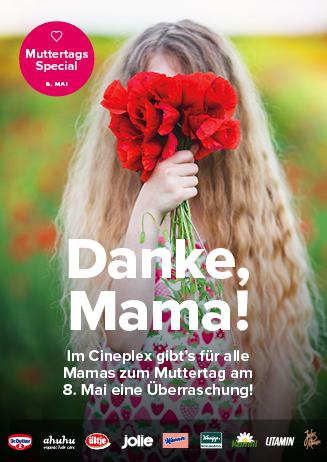 Muttertag im CINEPLEX!