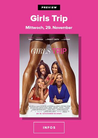 Ladies First: Girls Trip
