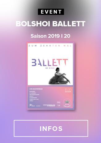 VVK Bolshoi Ballett Saison 2019/20