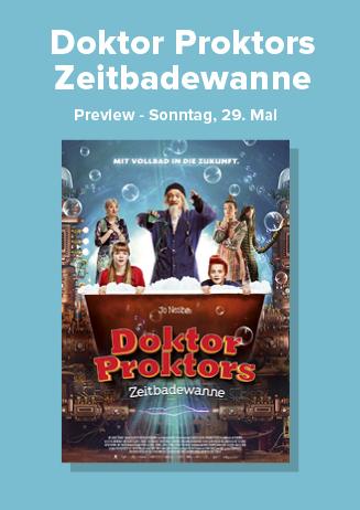 "Preview ""Doktor Proktors Zeitbadewanne"""