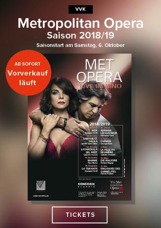 MET Saison 2018/19