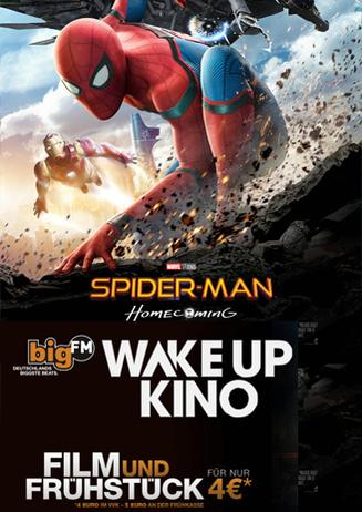 bigFM Wake Up Kino