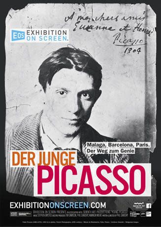 Exhibition On Screen: DER JUNGE PICASSO