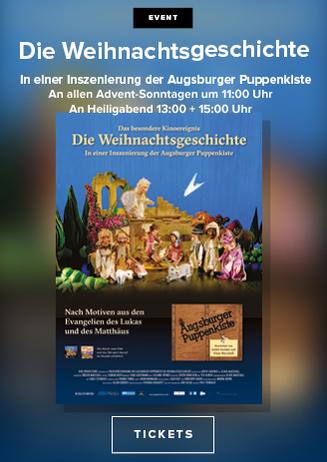 Die Weihnachtsgeschichte - Augsburger Puppenkiste