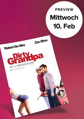Preview: Dirty Grandpa