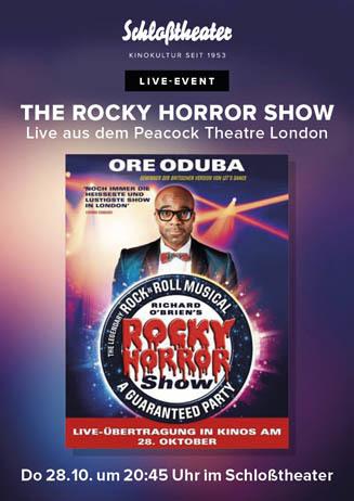 THE ROCKY HORROR SHOW live aus London - -