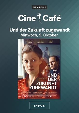 CineTowerCafé: Und der Zukunft zugewandt
