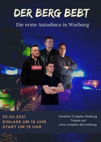 AUTOKINO: Autodisco DER BERG BEBT