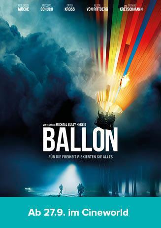 "180926 Filmstart ""Ballon"""