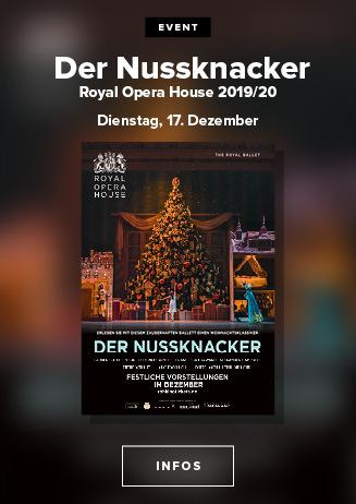 Royal Opera House: Der Nussknacker