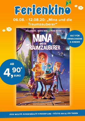 """Ferienkino: """"Mina und die Traumzauberer"""""""