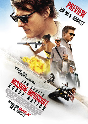 Preview MISSION: IMPOSSIBLE - ROUGE NATION