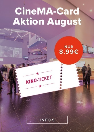 CineMa Card Aktion Juli