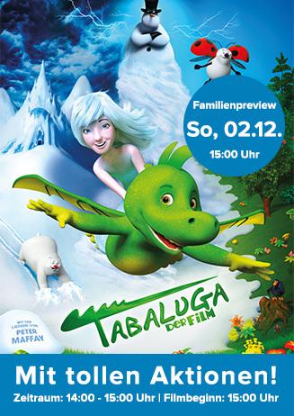 "Familienpreview: ""Tabaluga - Der Film"""