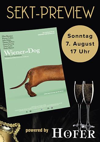 "160807 Sekt-Preview ""Wiener Dog"""