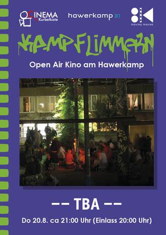 Kamp-Flimmern: TBA