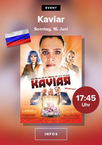 """Russische OV: """"Kaviar"""""""