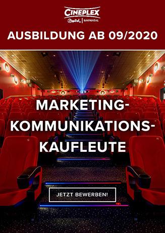 Ausbildung zur/m Kauffrau/-mann für Marketingkommunikation