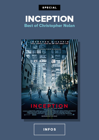 Christopher Nolan Special: Inception