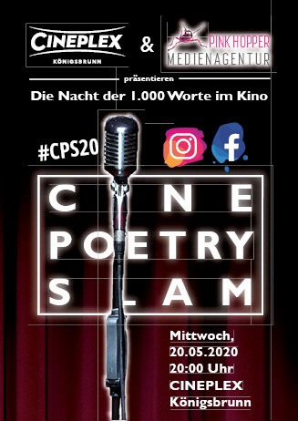 Cine Poetry Slam