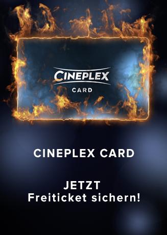 Cineplex Card