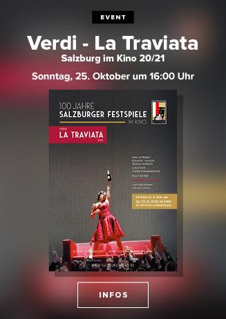 """Salzburg im Kino 20/21: """"Verdi - La Traviata (2005)"""""""