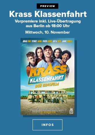 Preview: KRASS KLASSENFAHRT