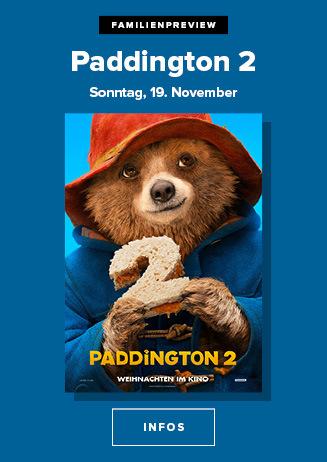 """Familienpreview """" Paddington 2 """""""