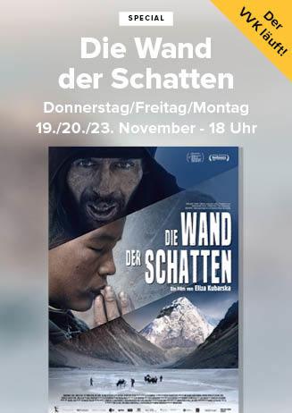 """201119-23 Special """"Die Wand der Schatten"""""""