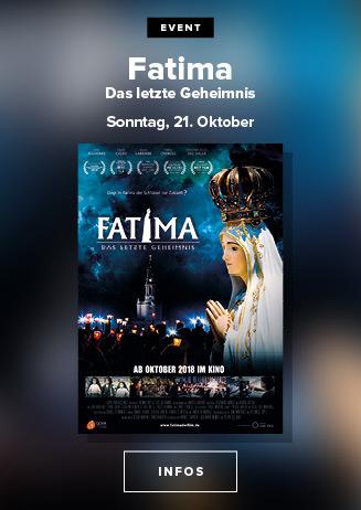 "181021 Dokumentation ""Fatima"""