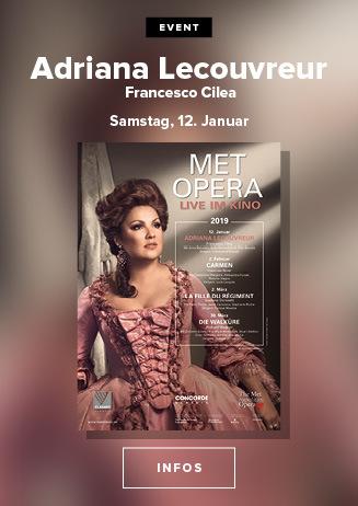 MET Adriana Lecouvreur (12.01.19)