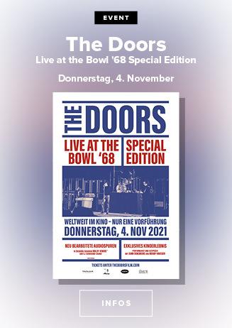 The Doors: Live at the Bowl '68 Sonderausgabe 05.11.2021