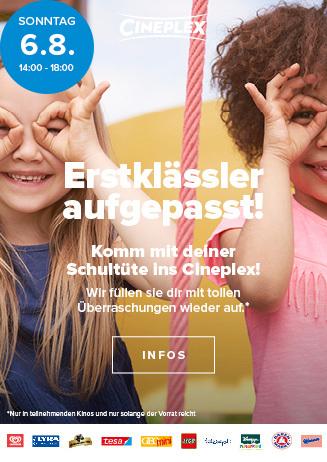 Einschulungsaktion im Cineplex Goslar