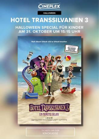 Halloween Special für Kinder: Hotel Transsilvanien 3