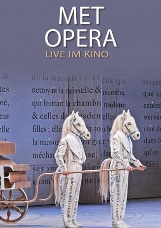 "Met Opera ""Cendrillon (Massenet)"""