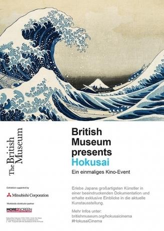 25.06. - Hokusai: Beyond the Great Wave