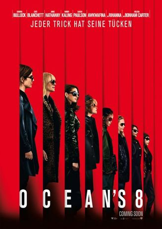 Ladies First: Ocean's Eight
