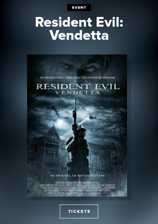 Resident Vendetta