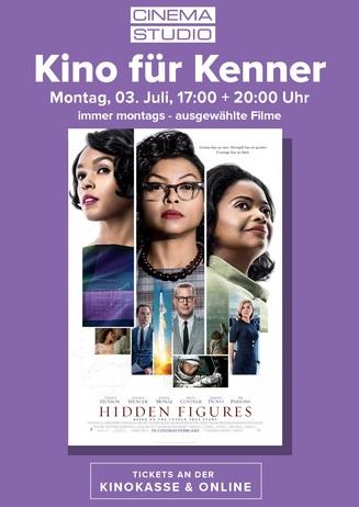Kino für Kenner Hidden Figures